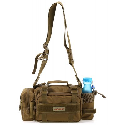 Multifunctional Outdoor Sport Bag Lure Waist Pack Pouch Pole Package Fishing Tackle Bag