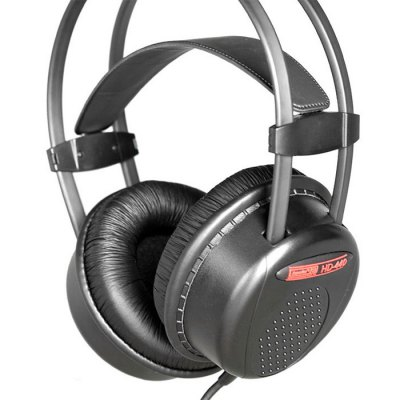 Superlux HD-440 Booming Bass Headset Noise Attenuation