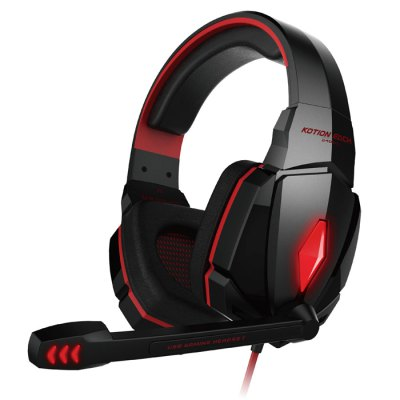 KOTION EACH G4000 Wired Stereo Noise Isolating Headphones