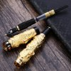 Jinhao Dragon Play Bead Embossed Ink Signature Fountain Pen deal