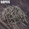 50PCS Deli 24mm Stainless Steel Office Pins