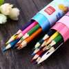 24PCS 12 Color Children Drawing Pen Pencil