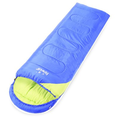Hewolf Adult Envelope Form Sleeping Bag Hollow Cotton