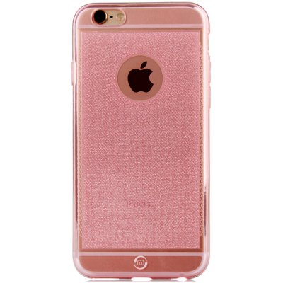 Фотография MOSHUO Protective TPU Back Cover Case for iPhone 6 / 6S Flicker Design