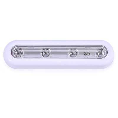 Wall Cabinet Touch Lamp 4 LEDs