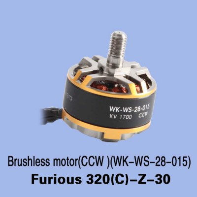 Extra 1700KV CCW Brushless Motor for Walkera Furious 320 320G Multicopter