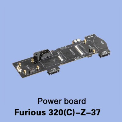 Extra Power Board for Walkera Furious 320 320G Multicopter RC Drone