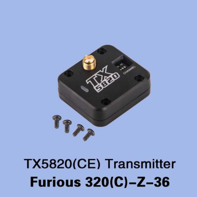 Spare TX5820 Transmitter Fitting for Walkera Furious 320 320G RC Model