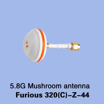 Extra 5.8G Mushroom Antenna for Walkera Furious 320 320G Multicopter RC Drone