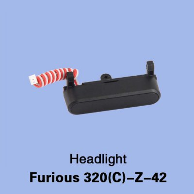 Extra Headlight for Walkera Furious 320 320G Multicopter RC Drone