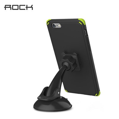 Rock MOC Universal Magnetic Car Stand Bracket with Suction CupStands &amp; Holders<br>Rock MOC Universal Magnetic Car Stand Bracket with Suction Cup<br><br>Compatibility: Blackberry,GALAXY Mega2,Galaxy Note 4,HTC One M9,iPhone 4/4S,iPhone 5/5S,iPhone 5C,iPhone 6,iPhone 6 Plus,iPhone 6S,LG,Lumia 730,Lumia 830,SAMSUNG,Samsung Note 5,Samsung S6,Samsung S6 Edge Plus,Xperia<br>Type: Car Stand<br>Material: PC<br>Features: Car Holder<br>Color: Black<br>Product weight: 0.058 kg<br>Package weight: 0.139 kg<br>Product size (L x W x H): 9.00 x 7.60 x 5.80 cm / 3.54 x 2.99 x 2.28 inches<br>Package size (L x W x H): 15.50 x 12.30 x 6.50 cm / 6.10 x 4.84 x 2.56 inches<br>Package Contents: 1 x Car Stand