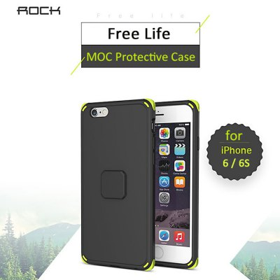 ROCK MOC Magnetic Case for iPhone 6 / 6S