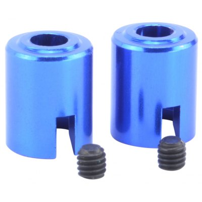 2Pcs Spare 538060 Drive Cup Fitting for FS Racing 1 / 10 Scale RC Desert Buggy Style Truck