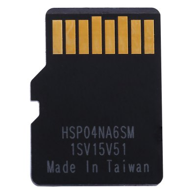LD 4GB Micro SD Memory Card