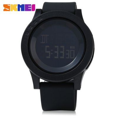 SKMEI 1142 Men Sport LED Digital WatchMens Watches<br>SKMEI 1142 Men Sport LED Digital Watch<br><br>Band Length: 8.46<br>Band Length Unit: inch<br>Band Material Type: Silicone<br>Band Width: 26mm<br>Case material: PC<br>Case Shape: Round<br>Clasp type: Pin Clasp<br>Dial Diameter: 1.97<br>Dial Diameter Unit: inch<br>Dial Display: Digital<br>Dial Window Material Type: Glass<br>Gender: Men<br>Movement: Digital<br>Product weight: 0.065 kg<br>Package weight: 0.096 kg<br>Product Size(L x W x H): 27.00 x 5.20 x 1.40 cm / 10.63 x 2.05 x 0.55 inches<br>Package Size(L x W x H): 28.00 x 6.20 x 2.40 cm / 11.02 x 2.44 x 0.94 inches<br>Package Contents: 1 x SKMEI 1142 Men Sport LED Digital Watch