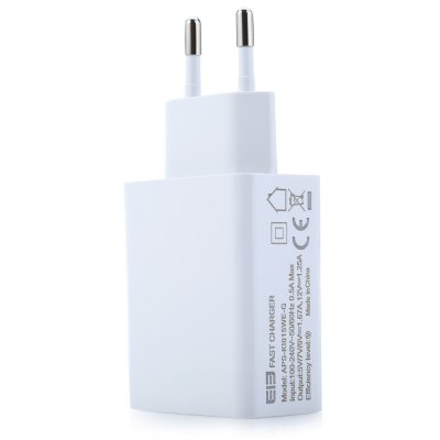 Original Elephone P9000 Quick Charger Adapter