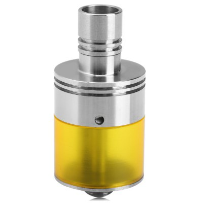 Nectar Micro 4.5ml RDTA AtomizerRebuildable Atomizers<br>Nectar Micro 4.5ml RDTA Atomizer<br><br>Available Color: Blue,Yellow<br>Material: Acrylic, Stainless Steel, Plastic<br>Overall Diameter: 22mm<br>Package Contents: 1 x Nectar Micro 4.5ml RDTA, 3 x Screw, 1 x Hex Key, 1 x Insulated Ring<br>Package size (L x W x H): 7.10 x 6.10 x 3.60 cm / 2.80 x 2.40 x 1.42 inches<br>Package weight: 0.084 kg<br>Product size (L x W x H): 2.20 x 2.20 x 4.70 cm / 0.87 x 0.87 x 1.85 inches<br>Product weight: 0.034 kg<br>Rebuildable Atomizer: RBA,RDA,RTA<br>Tank Capacity: 4.5ml<br>Thread: 510<br>Type: Rebuildable Tanks, Rebuildable Drippers, Rebuildable Atomizer