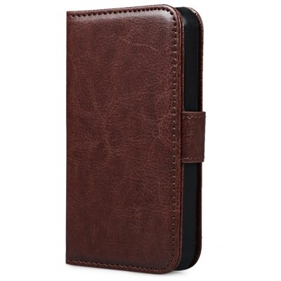 Magnetic Flip Leather Wallet Case Cover for iPhone 4 / 4s