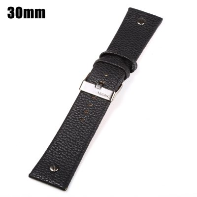 30mm Leather Strap