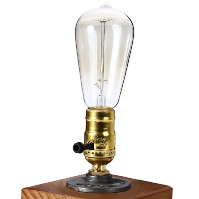E27 Vintage Edison Bulb Table Lamp