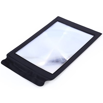 Full Page Bookmark MagnifierHome Gadgets<br>Full Page Bookmark Magnifier<br><br>Material: PVC<br>Product weight: 0.050 kg<br>Package weight: 0.065 kg<br>Product size (L x W x H): 30.00 x 19.50 x 0.30 cm / 11.81 x 7.68 x 0.12 inches<br>Package size (L x W x H): 31.50 x 20.50 x 1.00 cm / 12.40 x 8.07 x 0.39 inches<br>Package Contents: 1 X Bookmark Magnifier