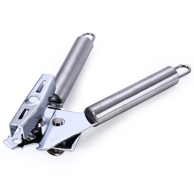 Stainless Steel Manual Drink OpenerOpeners<br>Stainless Steel Manual Drink Opener<br><br>Features: Multifunction<br>For: Drink<br>Material: Stainless Steel<br>Package Contents: 1 x Opener<br>Package size (L x W x H): 21.00 x 6.00 x 4.50 cm / 8.27 x 2.36 x 1.77 inches<br>Package weight: 0.200 kg<br>Product size (L x W x H): 20.00 x 5.00 x 3.50 cm / 7.87 x 1.97 x 1.38 inches<br>Product weight: 0.184 kg<br>Type: Opener