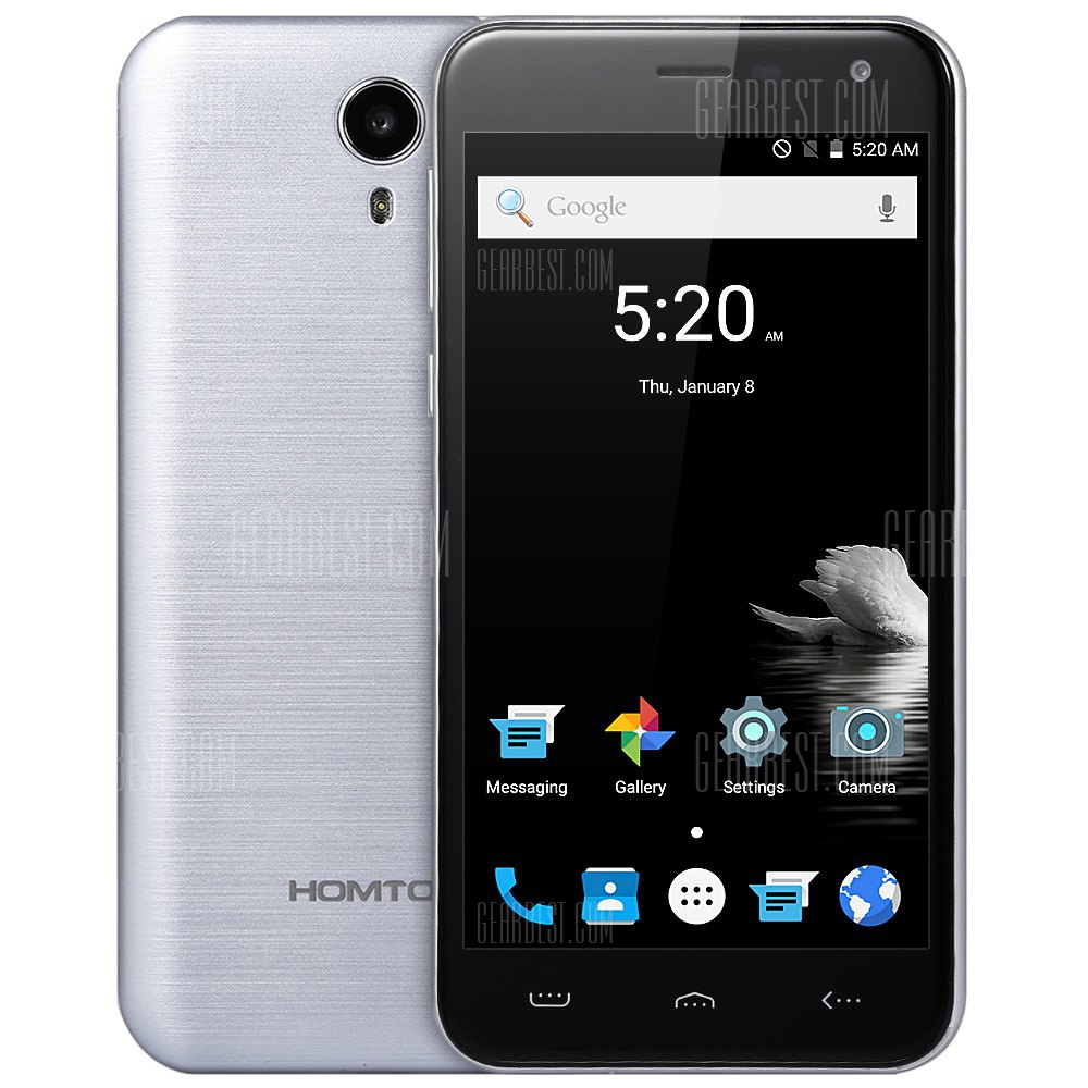 Only $51.45 – HOMTOM HT3 3G Smartphone