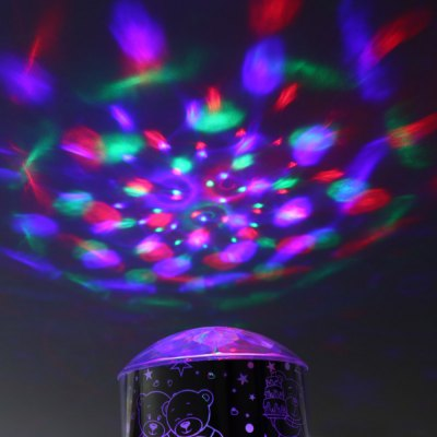 Amazing Bright Star Projector LED