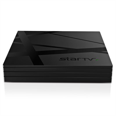 StarTV M423 TV Box Quad CoreTV Box &amp; Mini PC<br>StarTV M423 TV Box Quad Core<br><br>Type: TV Box<br>GPU: Mali-450<br>Core: Quad Core<br>RAM: 1G<br>ROM: 4G<br>Max. Extended Capacity: 64G<br>Color: Black<br>Video format: ASF,AVI,MKV,MOV,MP4,MPG,TS,VOB,WMV<br>Audio format: AAC,AC3,M4A,MP3,OGG,WAV,WMA<br>Photo Format: GIF,JPEG,PNG,TIFF<br>Power Supply: Charge Adapter<br>Interface: AV,Ethernet,HDMI,TF card,USB2.0<br>System Bit: 32Bit<br>Product weight: 0.133 kg<br>Package weight: 0.482 kg<br>Product size (L x W x H): 10.00 x 10.00 x 2.10 cm / 3.94 x 3.94 x 0.83 inches<br>Package size (L x W x H): 17.00 x 15.00 x 8.20 cm / 6.69 x 5.91 x 3.23 inches<br>Package Contents: 1 x StarTV M423 TV Box, 1 x Power Adapter, 1 x Remote Controller, 1 x English Manual