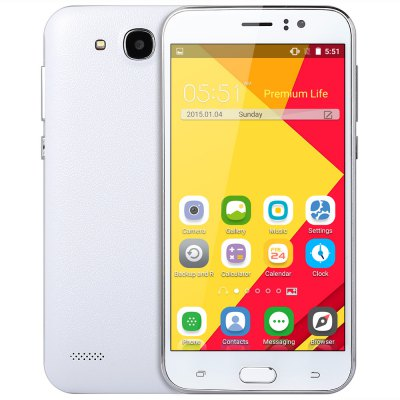 A7 Android 5.1 5.0 inch 3G Smartphone