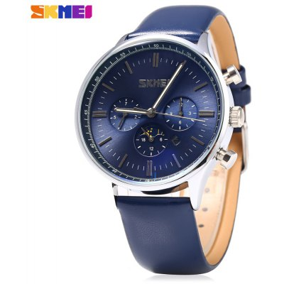 Skmei 9117 Men Quartz Watch Sports Wristwatch