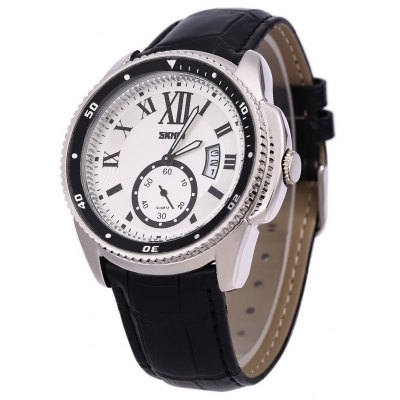 Skmei 1135 Men Business  Wristwatch