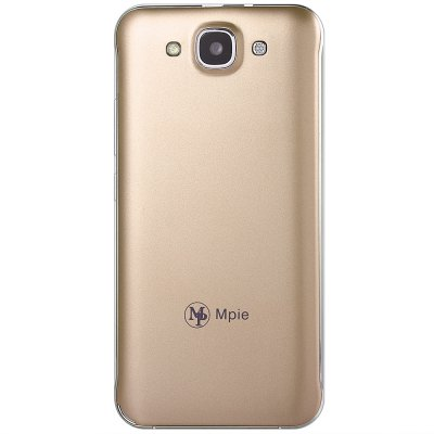 Mpie A8 3G SmartphoneCell phones<br>Mpie A8 3G Smartphone<br><br>2G: GSM 850/900/1800/1900MHz<br>3G: WCDMA 850/2100MHz<br>Additional Features: MP3, FM, Calendar, Calculator, Browser, Bluetooth, Alarm, E-book, 3G, MP4, Sound Recorder, Wi-Fi<br>Auto Focus: Yes<br>Back Case : 1<br>Back-camera: 2.0MP ( SW 5.0MP )<br>Battery Capacity (mAh): 1 x 2800mAh ( 1900mAh Available )<br>Battery Type: Li-ion Battery<br>Battery Volatge: 3.7V<br>Bluetooth Version: V4.0<br>Brand: Mpie<br>Camera type: Dual cameras (one front one back)<br>Cell Phone: 1<br>Charger: 1<br>Cores: Quad Core, 1.3GHz<br>CPU: MTK6580<br>E-book format: TXT<br>English Manual : 1<br>External Memory: TF card up to 32GB (not included)<br>Flashlight: Yes<br>Front camera: 2.0MP ( SW 5.0MP )<br>Games: Android APK<br>GPU: Mali-400 MP<br>I/O Interface: Micro USB Slot, Speaker, 3.5mm Audio Out Port<br>Language: Indonesian, Malay, German, English, Spanish, French, Italian, Polish, Portuguese, Swedish, Vietnamese, Turkish, Russian, Arabic, Persian, Hindi, Bengali, Thai, Burmese, Simplified Chinese, Traditional<br>MS Office format: Word, PPT, Excel<br>Music format: MP3, AAC, WAV<br>Network type: GSM+WCDMA<br>OS: Android 5.1<br>Package size: 16.50 x 9.50 x 6.10 cm / 6.50 x 3.74 x 2.40 inches<br>Package weight: 0.351 kg<br>Picture format: BMP, GIF, JPEG, PNG<br>Product size: 14.20 x 7.10 x 0.60 cm / 5.59 x 2.80 x 0.24 inches<br>Product weight: 0.160 kg<br>RAM: 512MB RAM<br>ROM: 4GB<br>Screen resolution: 960 x 540 (qHD)<br>Screen size: 5.0 inch<br>Screen type: Capacitive<br>Sensor: Ambient Light Sensor,Proximity Sensor<br>Service Provider: Unlocked<br>SIM Card Slot: Dual Standby, Dual SIM<br>SIM Card Type: Standard SIM Card, Micro SIM Card<br>Type: 3G Smartphone<br>USB Cable: 1<br>Video format: MP4, AVI, 3GP<br>WIFI: 802.11b/g/n wireless internet<br>Wireless Connectivity: WiFi, GSM, Bluetooth 4.0, 3G