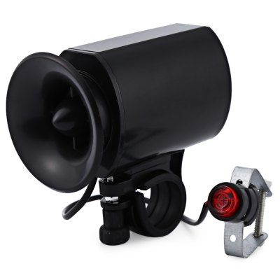 Bicycle Bike Ultra-loud Bell Electronic Horn Alarm Siren