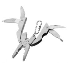 BZ02 Multifunctional Folding Pliers / Nails Tool