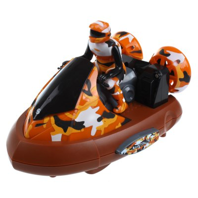 HB - DP02 27 / 40 MHz 4CH Remote Control Bumper Car Set with Music