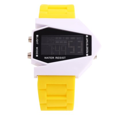 candy-color-led-sports-multi-function-airplane-shape-dial-watch