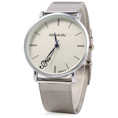 DOUKOU 2608-3 Quartz Unisex Watch