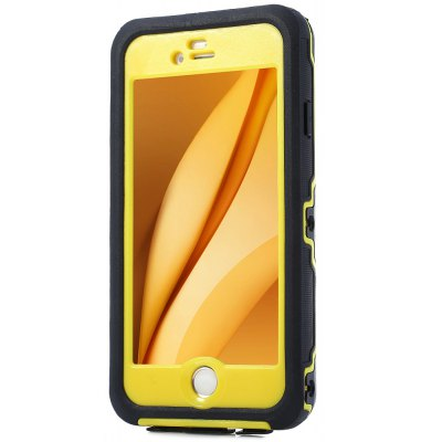 Waterproof Screw Finger-prints Case Cover for iPhone 6 6S