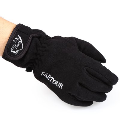 Wind Tour Touch Screen Cycling Full Finger Gloves