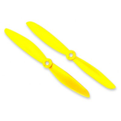 2Pcs N6045 Extra Spare Propeller / Blade for 2300KV Motor RC Aircraft