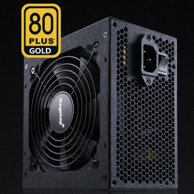 Segotep GP700G Power Supply 80 Plus Gold Straight-out Version 600W Electric Source