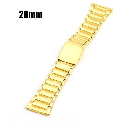 28mm Stainless Steel Watchband