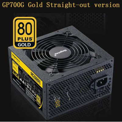 Segotep GP700G Power Supply 80 Plus Gold Straight-out Version
