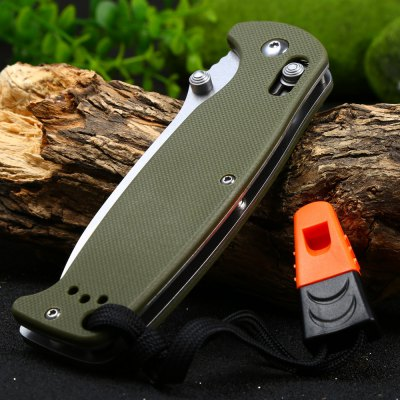 Ganzo G7412-GR-WS Axis Lock Pocket KnifePocket Knives and Folding Knives<br>Ganzo G7412-GR-WS Axis Lock Pocket Knife<br><br>Brand: GANZO<br>Model Number: G7412<br>Lock Type: Axis Lock<br>Blade Edge Type: Fine<br>Blade Length Range: 5cm-10cm<br>Weight Range: 101g-200g<br>For: Adventure,Camping,Collecting,Hiking,Home use,Travel<br>Color: Army green,Black,Orange<br>Handle Material: G10 handle<br>Fold Length: 11.8 cm<br>Unfold Length: 20.8 cm<br>Clip Length: 5.8 cm<br>Blade Length: 9.0 cm<br>Blade Width : 2.8 cm<br>Hardness: 58 - 60 HRC<br>Product weight: 0.151 kg<br>Package weight: 0.210 kg<br>Product size (L x W x H): 11.80 x 3.50 x 1.70 cm / 4.65 x 1.38 x 0.67 inches<br>Package size (L x W x H): 15.50 x 6.50 x 4.30 cm / 6.10 x 2.56 x 1.69 inches<br>Package Contents: 1 x Ganzo G7412-GR-WS Pocket Knife, 1 x Storage Bag, 1 x Whistle with Lanyard