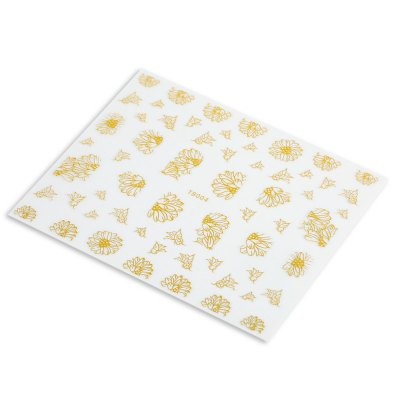 50 pcs Fashion 3D DIY Gold Silver Jewelry Manicure Nail StickerNail Sticker<br>50 pcs Fashion 3D DIY Gold Silver Jewelry Manicure Nail Sticker<br><br>Type: Others<br>Features: Easy to Carry,Lightweight,No Poison<br>Functions: Comestic for Party<br>Color: Multi-color<br>Product weight: 0.005 kg<br>Package weight: 0.036 kg<br>Package size (L x W x H): 13.50 x 11.00 x 1.00 cm / 5.31 x 4.33 x 0.39 inches<br>Package Contents: 50 x Piece of Nail Art Decoration Sticker