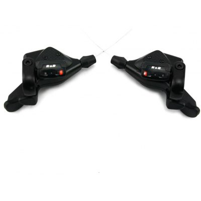 RedLand BS1006 Bicycle Gear Shifter Set