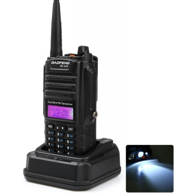 BAOFENG BF-A58 VHF / UHF 128 Channels Walkie Talkie