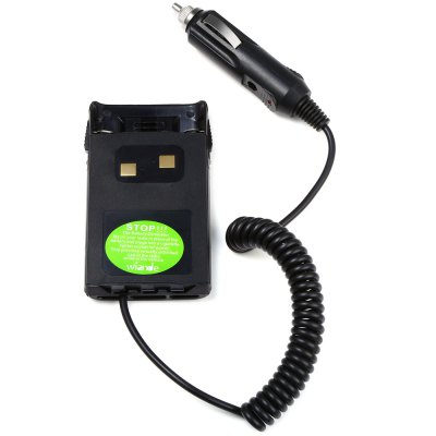 Rechargeable Car Charger Battery Eliminator