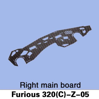 Extra Right Main Board for Walkera Furious 320 320G Multicopter RC DroneMulti Rotor Parts<br>Extra Right Main Board for Walkera Furious 320 320G Multicopter RC Drone<br><br>Brand: Walkera<br>Type: Board<br>Package weight: 0.350 kg<br>Package size (L x W x H): 18.00 x 15.00 x 7.00 cm / 7.09 x 5.91 x 2.76 inches<br>Package Contents: 1 x Right Main Board